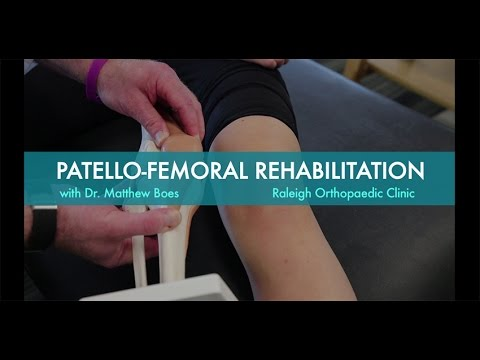 Patello-Femoral Rehabilitation | Runners Knee Exercises | Runners Knee Treatment