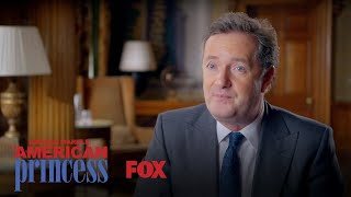 Piers Morgan Talks About A Meeting With Meghan | MEGHAN MARKLE: AN AMERICAN PRINCESS