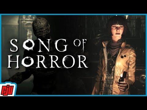 Song Of Horror Part 3 | Episode 2 | Horror Game | PC Gameplay | Full Walkthrough