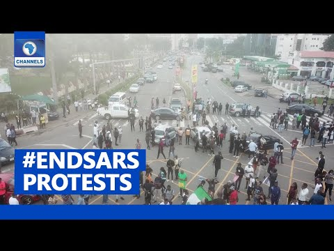 Any Way Forward As More Nigerians Join Protests Globally?