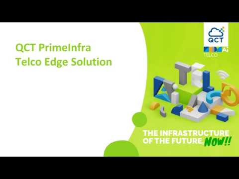 MWC2020: PrimeInfra - Telco Edge Solution