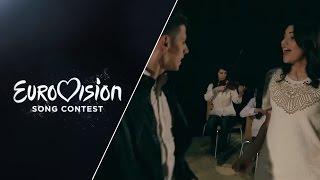 Anita Simoncini & Michele Perniola - Chain of Lights (San Marino) 2015 Eurovision Song Contest