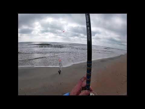 Surf Fishing Guana South Ponte Vedra Beach