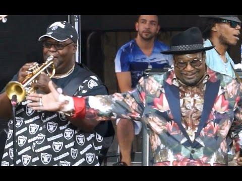 "George Clinton & Parliment Funkadelic- ""Flashlight"" Artscape 2015 Baltimore, MD"