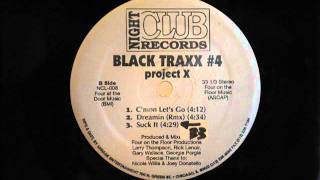 BLACK TRAXX #4 - Suck it