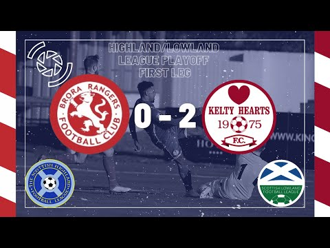 Brora Rangers Kelty Hearts Goals And Highlights