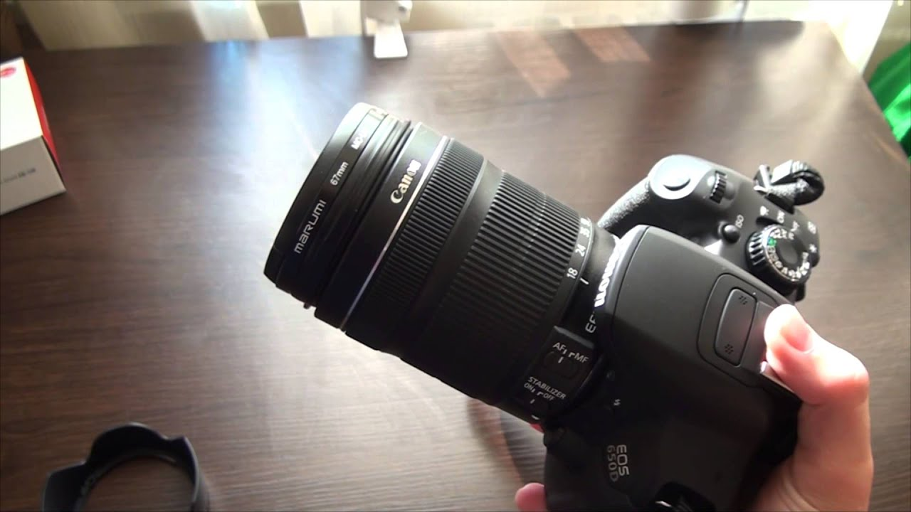 Canon 18-135 STM vs Canon 18-135 IS - YouTube