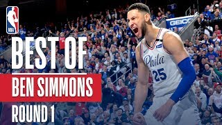 Ben Simmons' Best Plays From The First Round