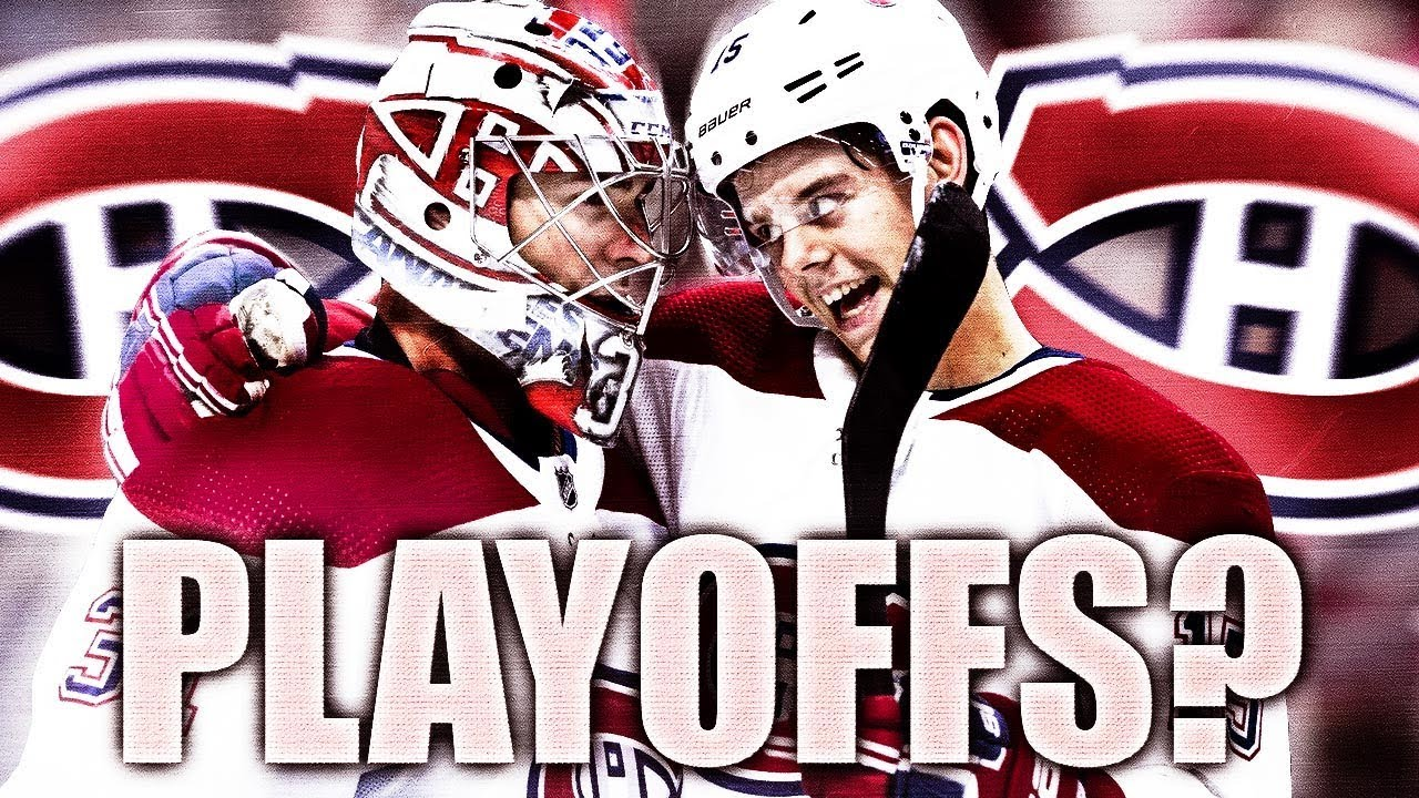nhl playoff picture 2020