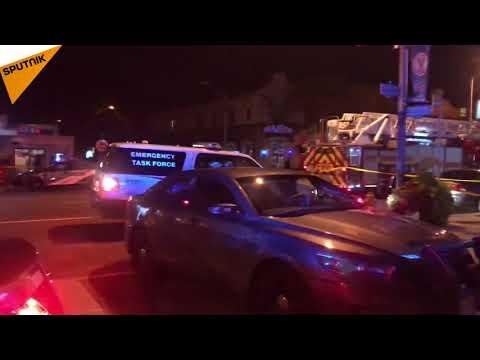 Fusillade à Toronto, au moins un mort et 14 blessés