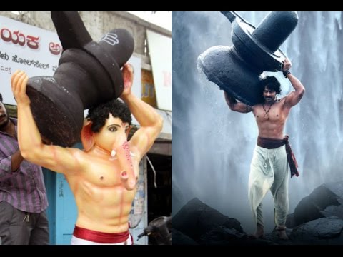 Lord Ganesha Idol styles - Funny video clips