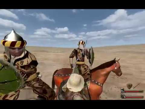 Mount&Blade: Warband Modding - Chicken Master's Army VS Sarranid Deserters