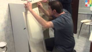 Howto Assembly Ikea Bookcase Billy | Come Montare Una Libreria Ikea In Bagno