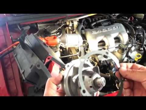 1998 Pontiac Trans Sport Montana Replace Water Pump  YouTube