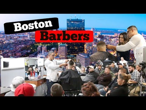 Teaching how to cut hair | Boston Hands On & Look and Learn