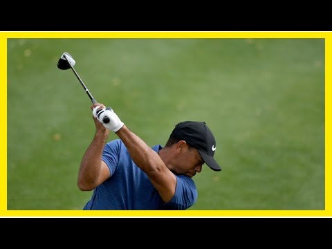 Latest News - Tiger woodss trump country tune up seems to be a smashing success