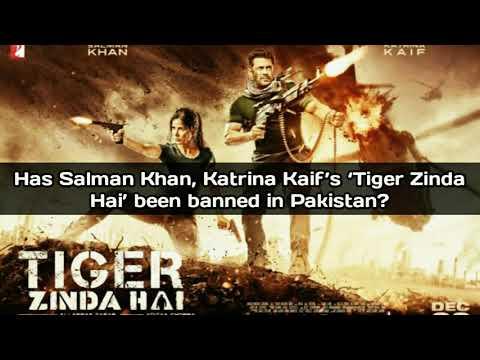 Tiger Zinda Hai | Salman Khan | Katrina Kaif | banned in Pakistan | clickpersky