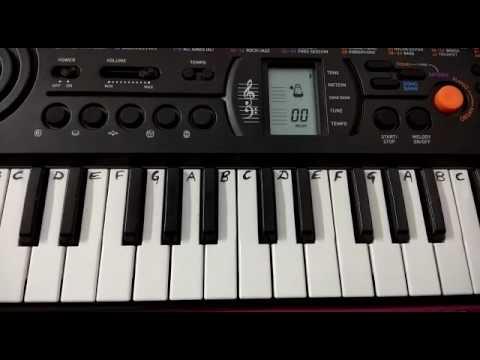 Shyam Chudi Bechne Aaya on Keyboard Piano( Krishna Bhajan) Keyboard Cover