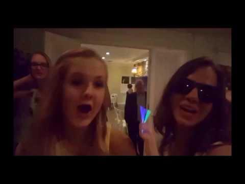 TWERKING ON THE DANCE FLOOR! (VLOG: PARTY PT.2)