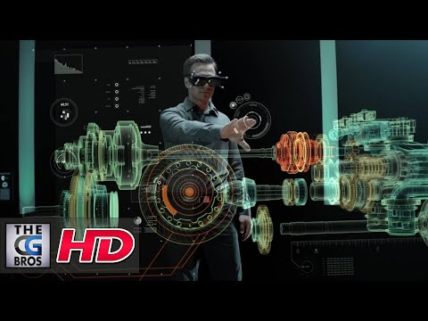 "CGI VFX Spot : ""Fendt Brand Film"" - by Aixspnza"