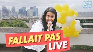Marwa Loud - Fallait Pas & Bad Boy | Puresession en live