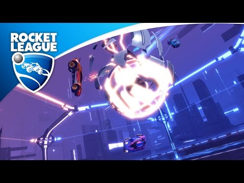 "NIEUWE GAME MODE ""DROPSHOT"" (Rocket League #35)"