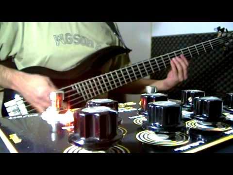 Stardust -Star Bass- Pedal Demonstration (by Matheus Manente)