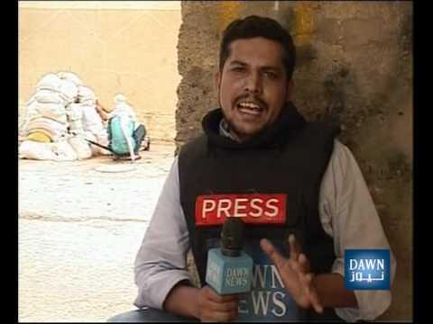 From the frontline - Fresh clashes in Orangi Town, Karachi