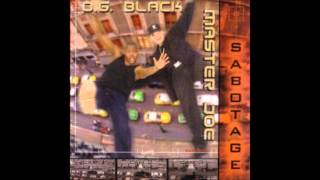 [Sabotage] 12/18- Mujeres - O.G. Black y Master Joe