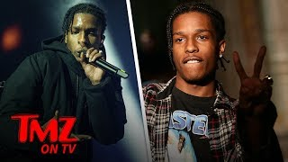 A$AP Rocky Found Guilty in Sweden Assault Case But Won't Do Time | TMZ TV