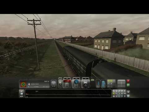 Train Simulator 2016 in 4K. Whitby Town to Saltburn via the Cleveland Coast Route