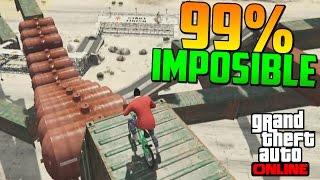 increble 99 imposible sper dificil gameplay gta 5 online funny moments gta v ps4