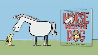 Horse Meets Dog | Animated Trailer