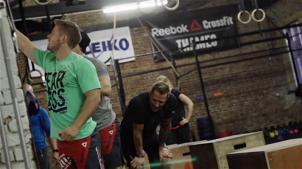 Nebu Preconcepción grande  CrossFit Thames: Box Tour - YouTube