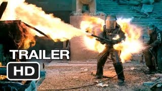 Stalingrad 3D Official Trailer #1 (2013) - Thomas Kretschmann WWII movie HD