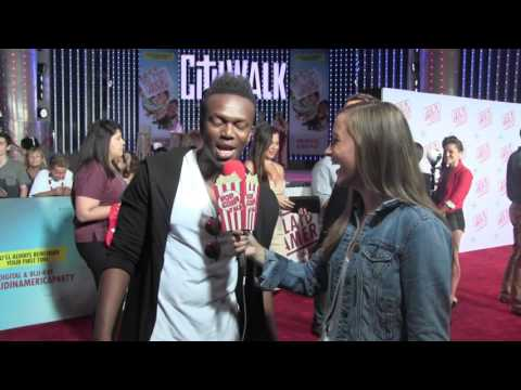 "KSI ""Laid in America"" Movie Premiere"