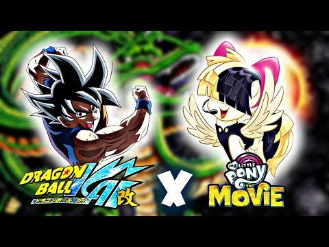 Sia Tanimoto - Yeah Break Care Rainbow (DB-KAI X MLP Movie Mashup)