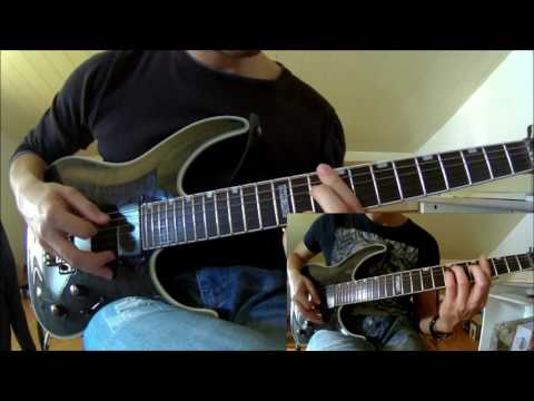 opeth - the moor (cover all guitar)