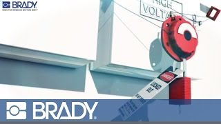 Brady Lockout Tagout Device Movie - Mini Cable Lockout