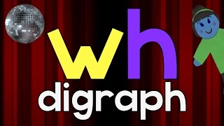 """Digraph """"wh"""" 