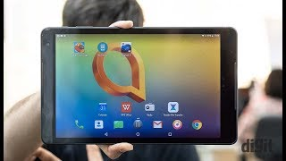Alcatel A3 10 4G LTE Android Tablet Review | Digit.in
