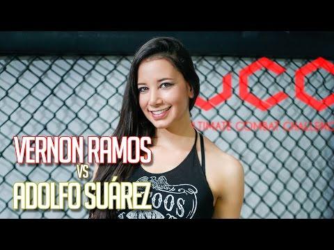 UCC 2.0 Pelea Vernon Ramos Vs Adolfo Suárez