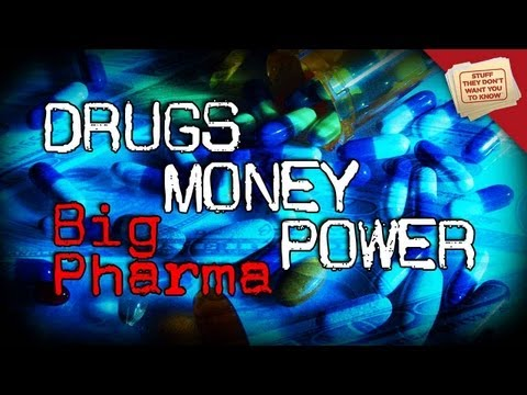 Drugs, Money and Power: Big Pharma