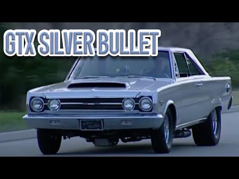 67 GTX Silver Bullet Dream Car Garage 2004 TV series Vintage Dream Car