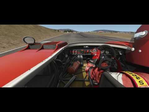 Porsche 917/30 CanAm @ Riverside International Raceway