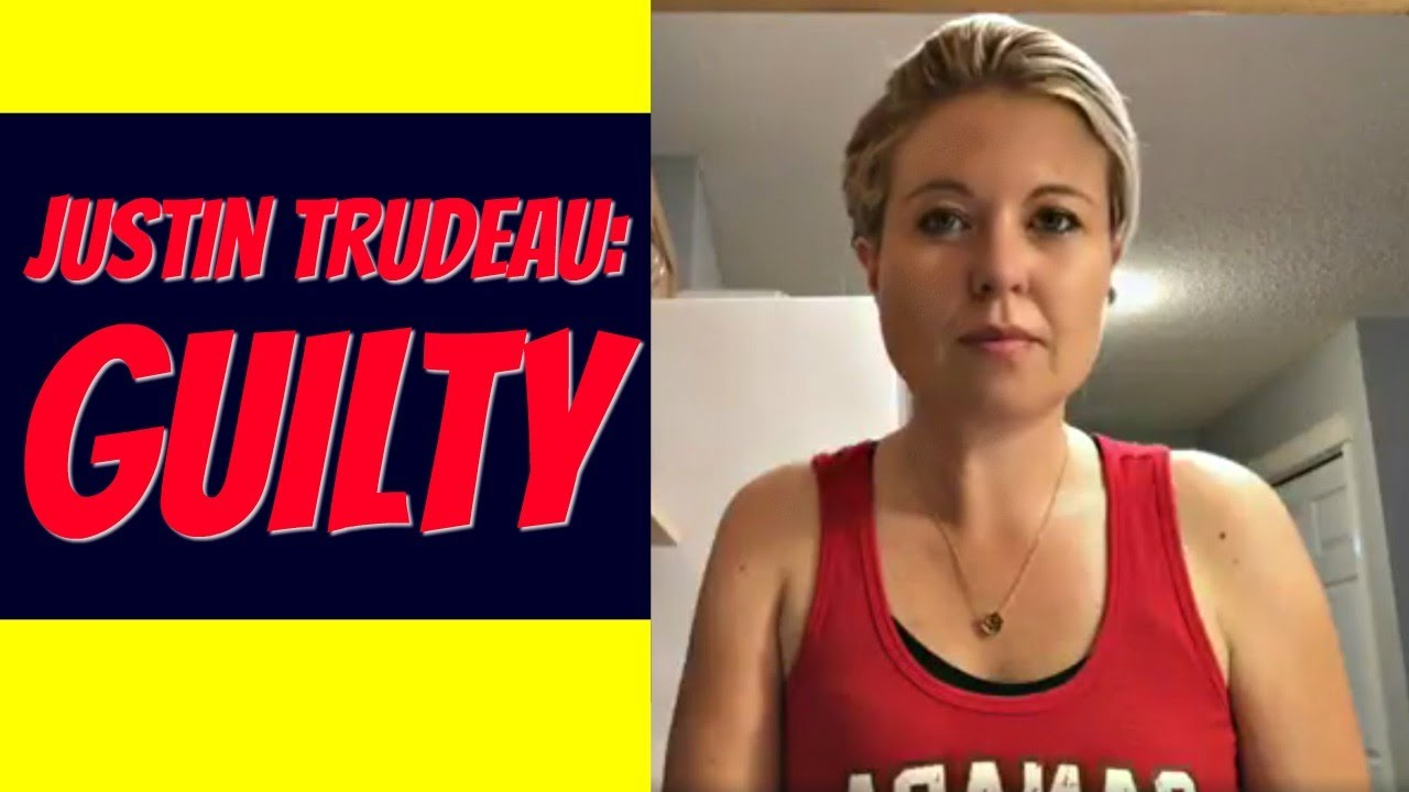 Image result for Justin Trudeau: Guilty - Update from Michelle Rempel