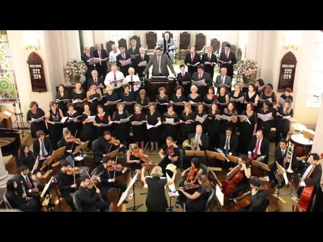 Cantata Sinfonia de Louvor - [08/10] - Não Há Outro Nome / E ao Nome de Cristo / Convite ao Louvor