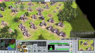 [09] Empire Earth II Multiplayer Gameplay r-r 2 vs 4 1920x1080 (2014)
