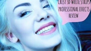 Crest 3D White Strips Review | Before and after!(, 2014-02-12T20:42:48.000Z)