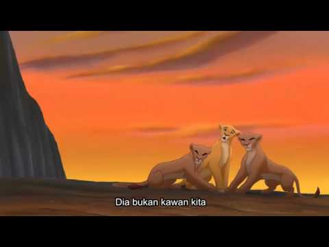The Lion King 2 - Not One Of Us ( Indonesian )